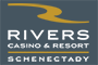 Rivers Casino & Resort Schenectady main logo